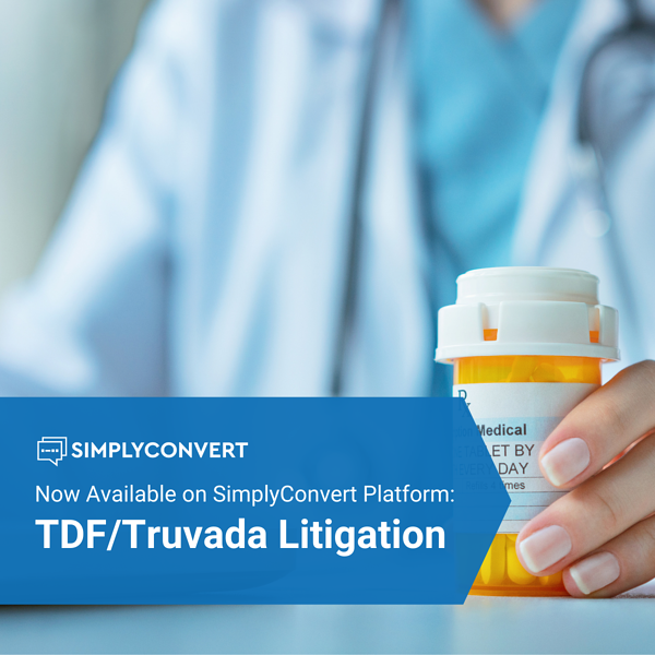 TDF/Truvada Litigation