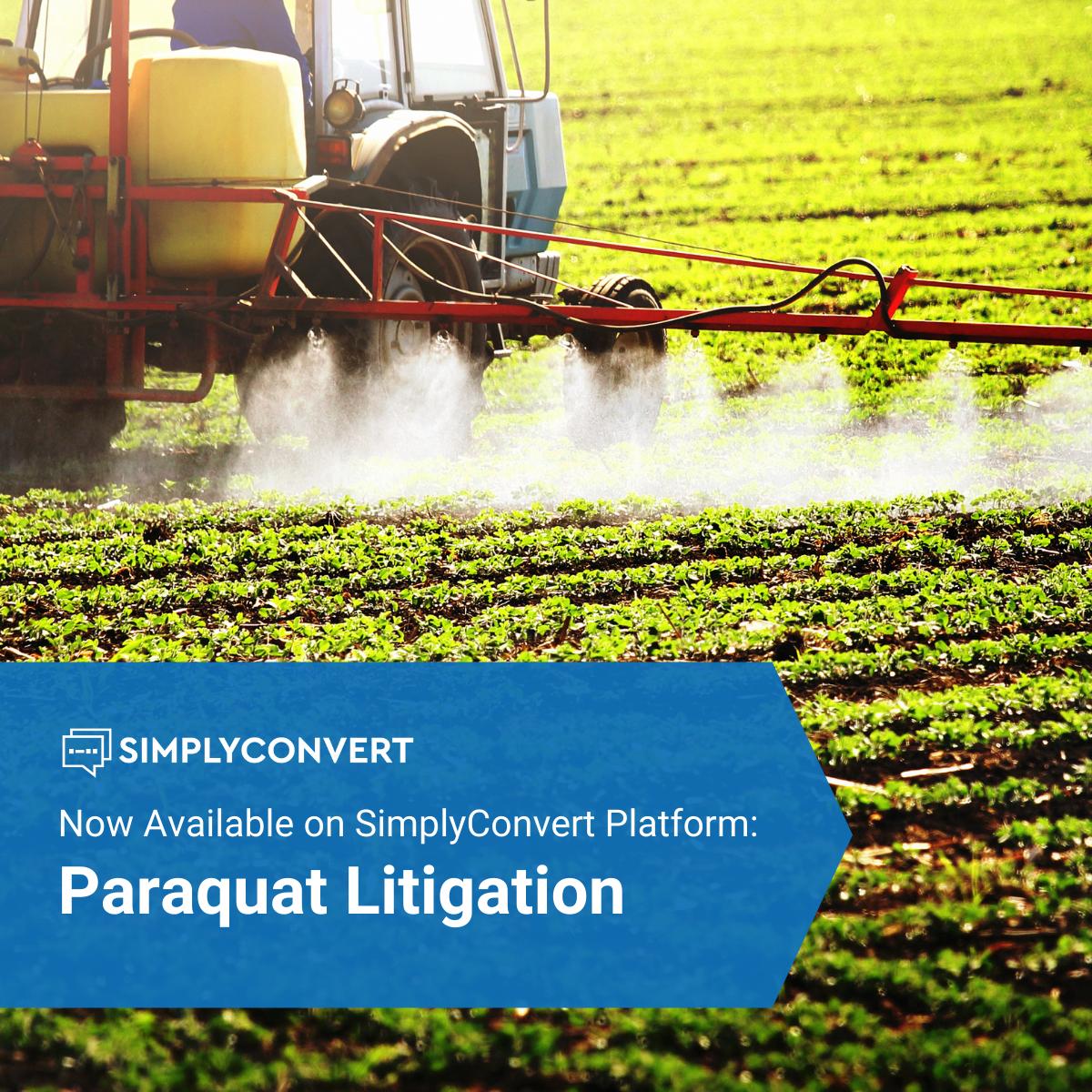 Paraquat Litigation